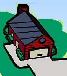 This is a picture of a house