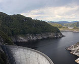 Picture of a dam
