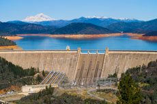 this is a picture of a dam.