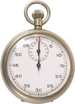 This is a picture of a stopwatch.